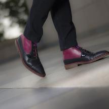 Vitkov shoes by Fernando Echeverria