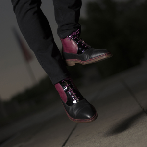 Vitkov shoes Punto shoes by Fernando Echeverria