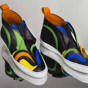 Kolora shoes Punto shoes by Fernando Echeverria