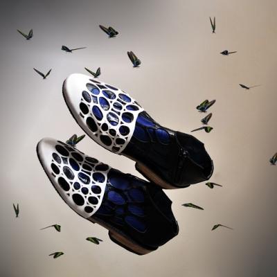 Natura16 Punto shoes by Fernando Echeverria