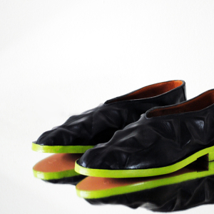 Praga shoes Punto shoes by Fernando Echeverria