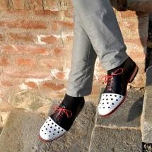PuntoBlanco shoes Punto shoes by Fernando Echeverria