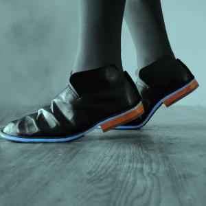 Kubista shoes Punto shoes by Fernando Echeverria