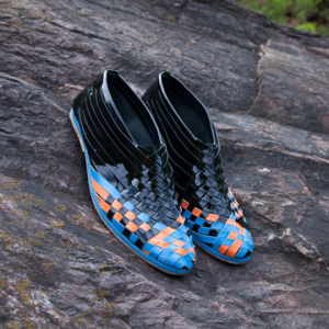 Andes night Punto shoes by Fernando Echeverria