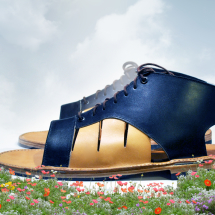 Jaro sandals Punto shoes by Fernando Echeverria