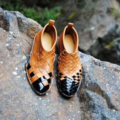 Andes Moka shoes Punto shoes by Fernando Echeverria