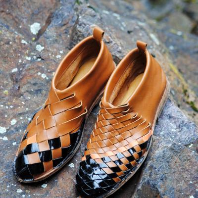 Andes Moka shoes by Fernando Echeverria