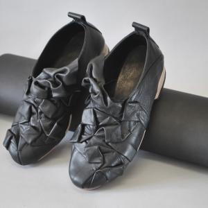 Skulpa shoes Punto shoes by Fernando Echeverria