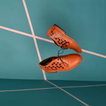Natura77 shoes by Fernando Echeverria