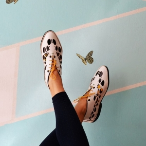 Natura81 shoes Punto shoes by Fernando Echeverria