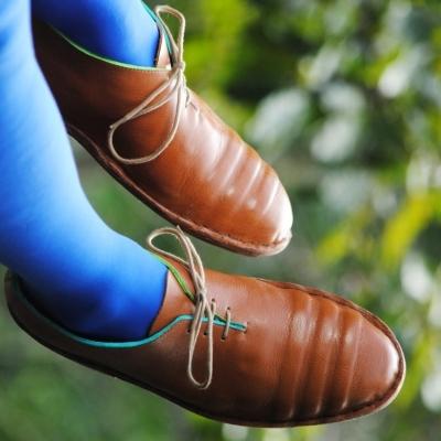 Linea shoes Punto shoes by Fernando Echeverria