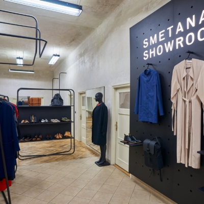 SmetanaQ Showroom, Prague